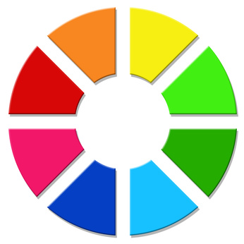 Komplementärfarbe Zu Blau farblehre so kombinieren sie am besten schuhgeschäft